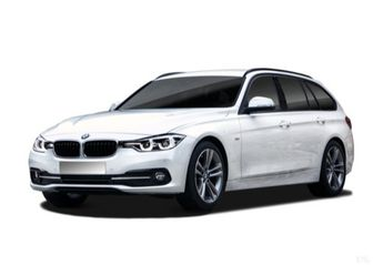 Nuevo BMW Serie 3 320d Touring XDrive