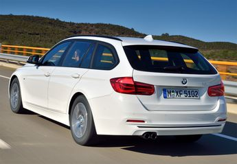 Nuevo BMW Serie 3 320dA Touring EfficientDynamics