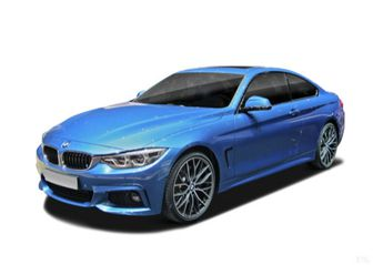 Nuevo BMW Serie 4 420d Coupe XDrive