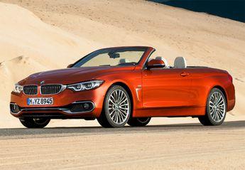 Nuevo BMW Serie 4 420dA Cabrio