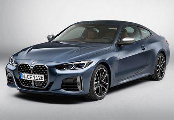 Nuevo BMW Serie 4 420dA Coupe