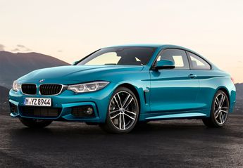Nuevo BMW Serie 4 420i Coupe