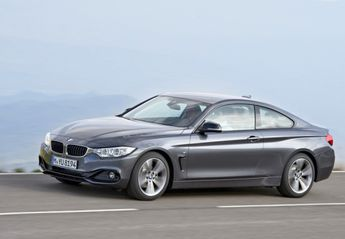 Nuevo BMW Serie 4 425dA Coupe