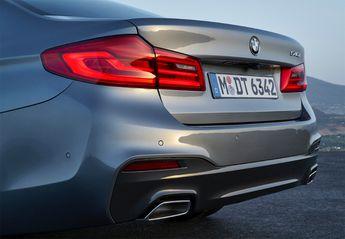 Nuevo BMW Serie 5 520d