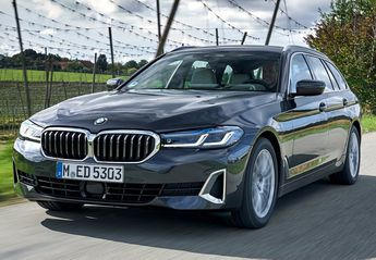 Nuevo BMW Serie 5 520dA Touring