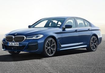 Precios del BMW Serie 5 nuevo en oferta para todos sus motores y acabados