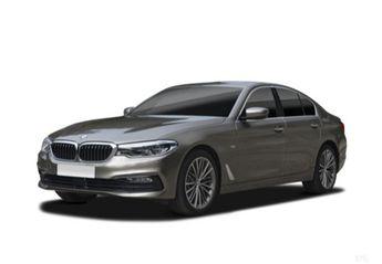 Nuevo BMW Serie 5 525dA (4.75)