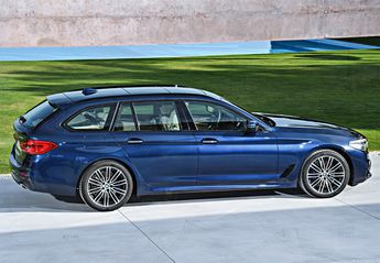 Nuevo BMW Serie 5 540d Touring XDrive