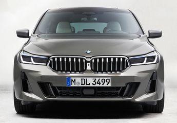 Precios del BMW Serie 6 nuevo en oferta para todos sus motores y acabados