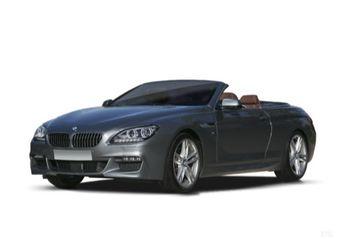 Nuevo BMW Serie 6 640dA Cabrio XDrive