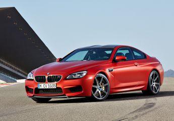 Nuevo BMW Serie 6 640dA Coupe XDrive