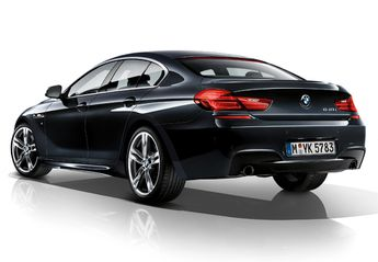 Nuevo BMW Serie 6 M6A Gran Coupe