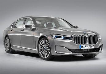 Precios del BMW Serie 7 nuevo en oferta para todos sus motores y acabados