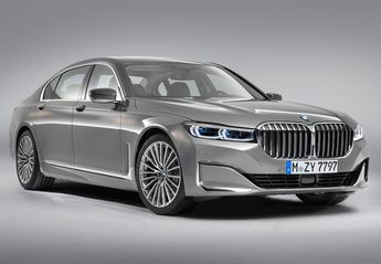 Nuevo BMW Serie 7 740iA