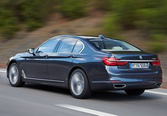 Nuevo BMW Serie 7 750iA