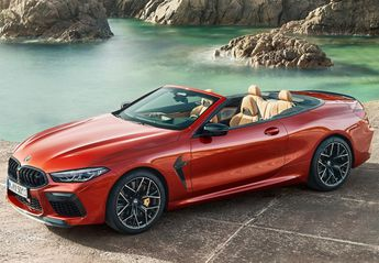 Nuevo BMW Serie 8 M8 Competition