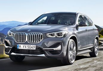 Nuevo BMW X1 SDrive 20dA