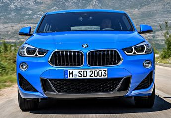 Nuevo BMW X2 SDrive 20dA