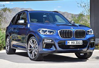 Precios del BMW X3 nuevo en oferta para todos sus motores y acabados