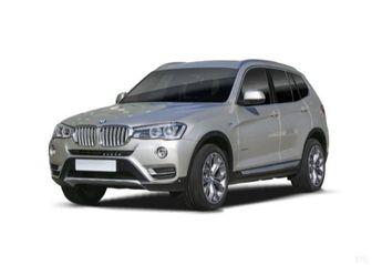 Nuevo BMW X3 SDrive 20iA