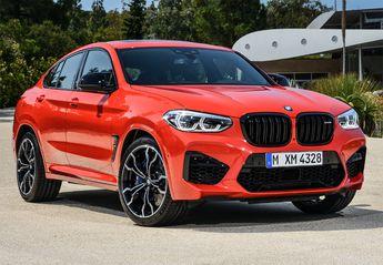 Nuevo BMW X4 M Competition