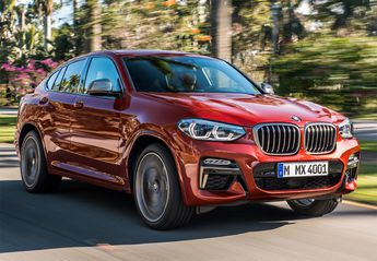 Nuevo BMW X4 M40dA