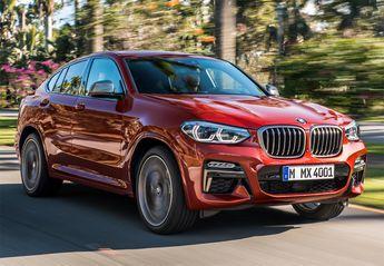Precios del BMW X4 nuevo en oferta para todos sus motores y acabados