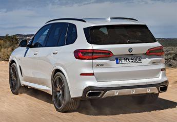 Nuevo BMW X5 M 50dA