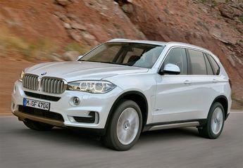 Precios del BMW X5 nuevo en oferta para todos sus motores y acabados