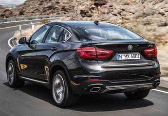 Precios del BMW X6 nuevo en oferta para todos sus motores y acabados