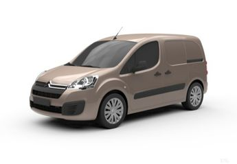 Nuevo Citroën Berlingo Furgon Electric