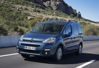 Nuevo Citroën Berlingo Multispace 1.6 VTi Live Edition 100