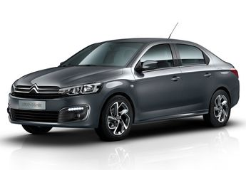 Precios del Citroën C-Elysee nuevo en oferta para todos sus motores y acabados