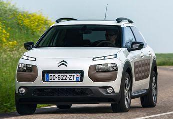 Precios del Citroën C4 Cactus nuevo en oferta para todos sus motores y acabados