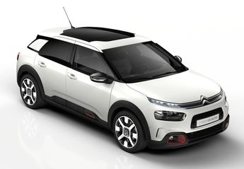 oferta citroen c4 cactus 1 2 puretech s s eat6 shine 110. Black Bedroom Furniture Sets. Home Design Ideas