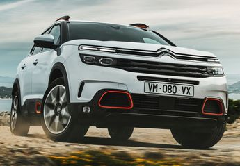 Nuevo Citroën C5 Aircross BlueHDi S&S C-Series EAT8 130