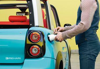 Precios del Citroën E-Mehari nuevo en oferta para todos sus motores y acabados