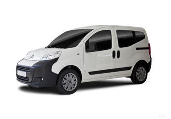 Precios del Citroën Nemo nuevo en oferta para todos sus motores y acabados