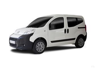 Nuevo Citroën Nemo Multispace 1.2HDi Seduction 80
