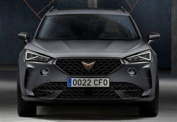 Precios del Cupra Formentor nuevo en oferta para todos sus motores y acabados