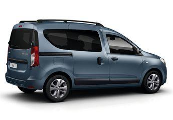Precios del Dacia Dokker nuevo en oferta para todos sus motores y acabados