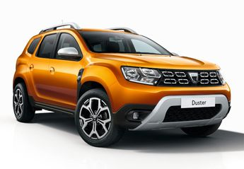 Precios del Dacia Duster nuevo en oferta para todos sus motores y acabados