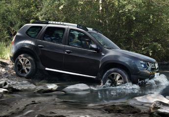 Nuevo Dacia Duster 1.5dCi Prestige 4x4 110