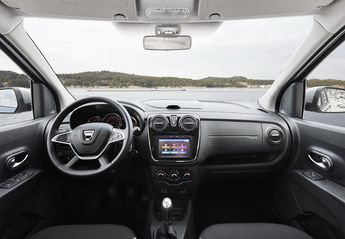 Nuevo Dacia Lodgy 1.5dCi Stepway 5pl. 90
