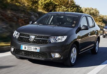 Nuevo Dacia Logan 0.9 TCE GLP Ambiance 90