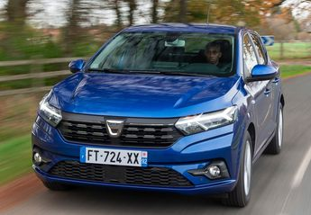 Nuevo Dacia Sandero TCe Comfort CVT 67kW