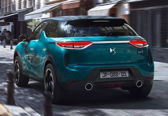 Nuevo DS 3 Crossback 3  BlueHDi Connected Chic 100