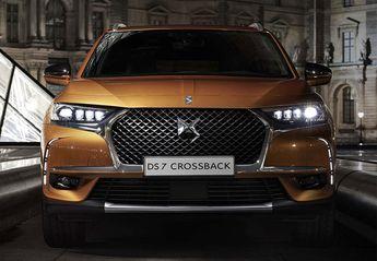 Precios del DS 7 Crossback nuevo en oferta para todos sus motores y acabados