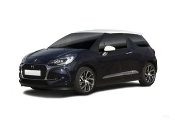 Nuevo DS 3 3 1.2 PureTech S&S Black Lezard EAT6 110