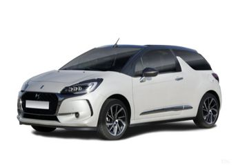 Nuevo DS 3 3 Cabrio 1.6 THP S&S Performance Black Sp. 208